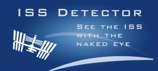 ISS Detector - See the ISS with the naked eye